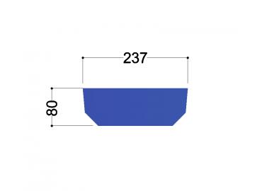 UNP260  tussenschot