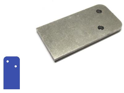 Universele lasplaten voor staalconstructies